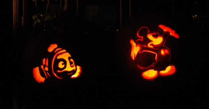 Pumpkin Carving 2012