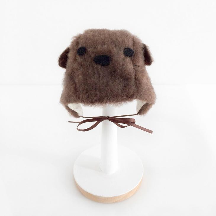Mini Penguin Otter Hat