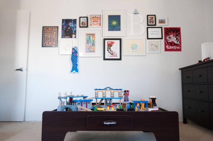 My Dear Darling Bruce's Room