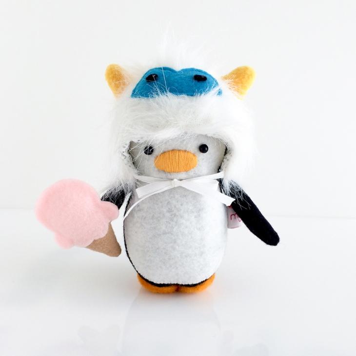 Abominable Snowman Penguin