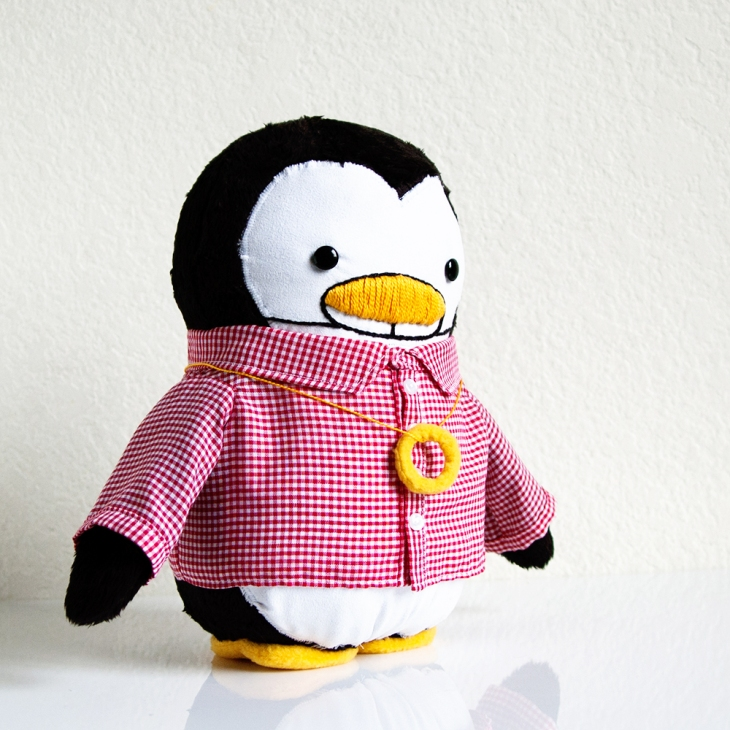 Chinstrap Goatee Penguin