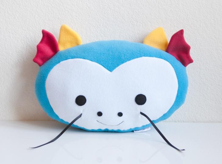Dragon Pillow