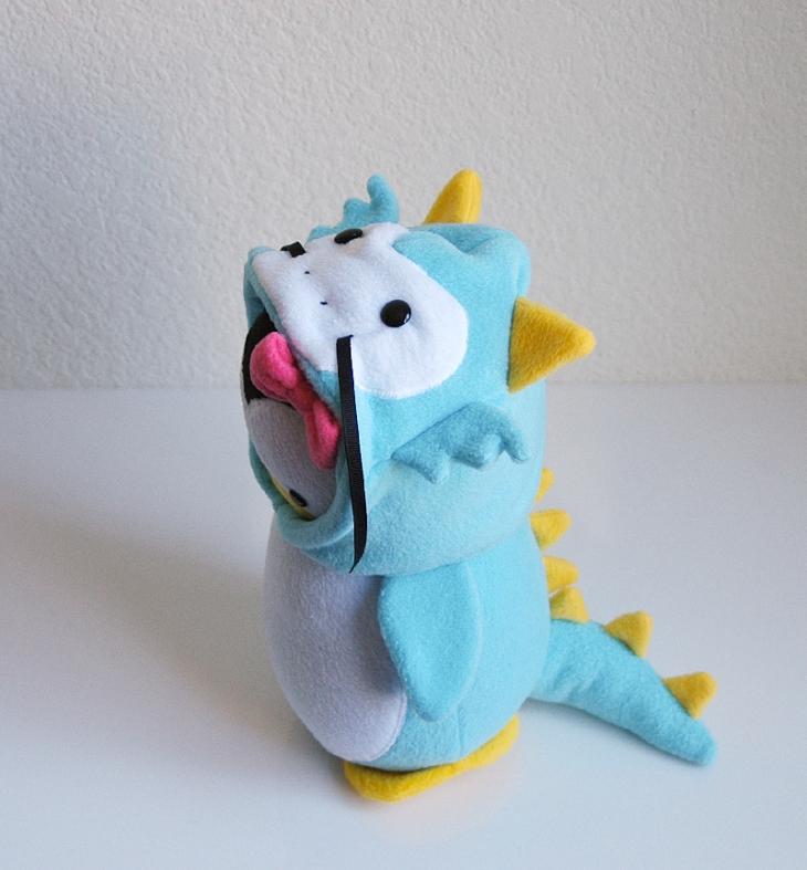 Dragon Penguin