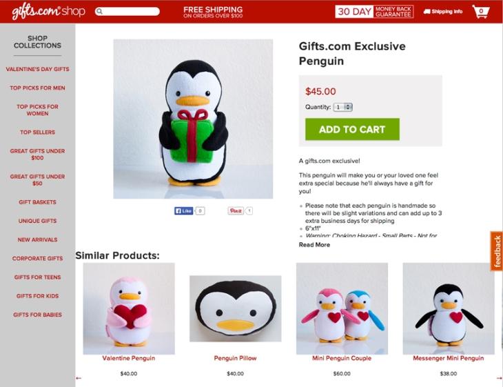 My Dear Darling on Gifts.com