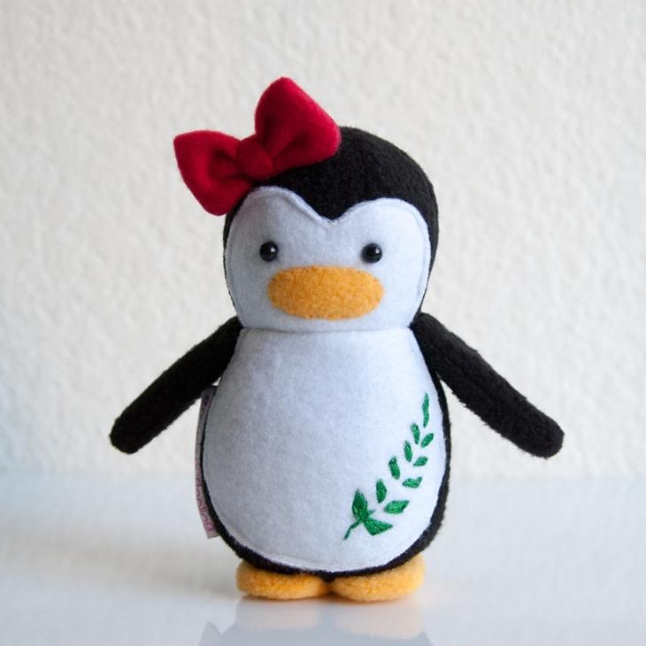 Mini Messenger Penguin