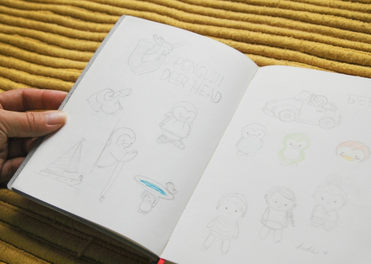 PenguinDoodles_MAY10-2