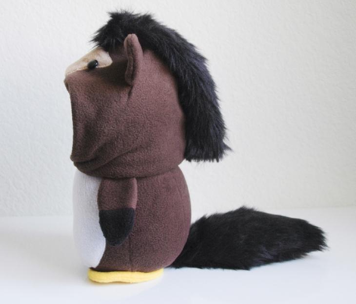 Horse Penguin