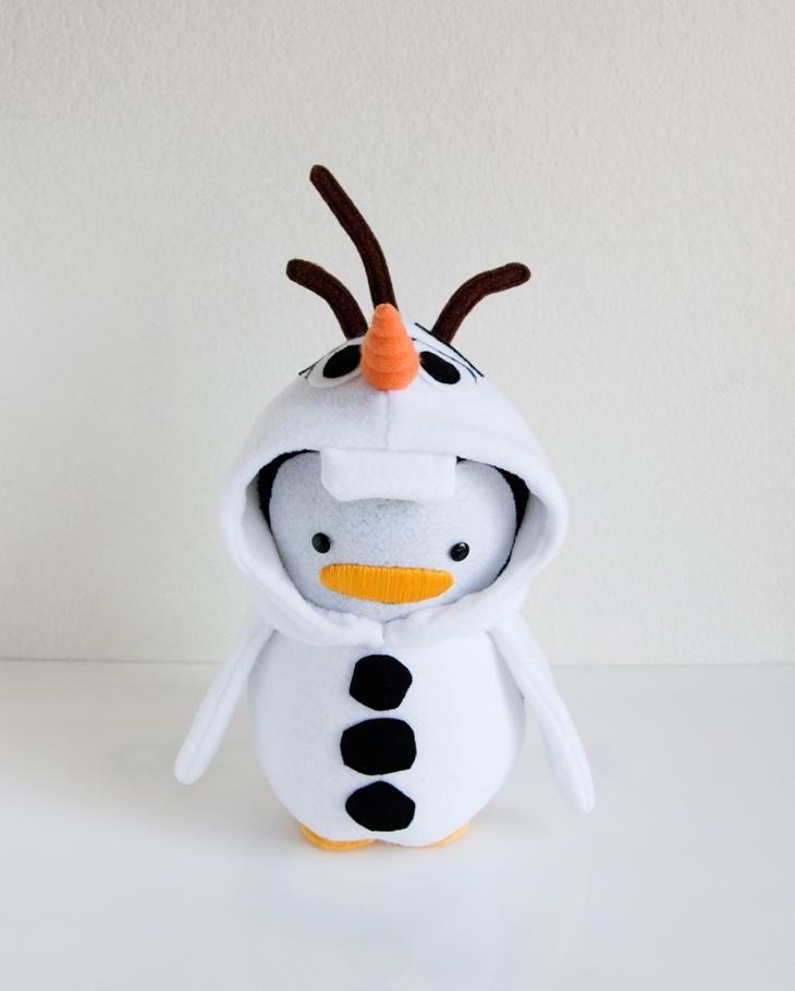 My Dear Darling Olaf Penguin