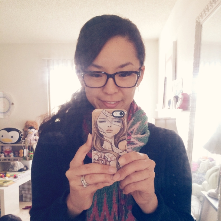 Akiyo's First Glasses