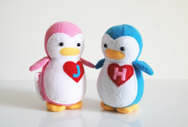 Penguin_Mini_PinkJBlueH