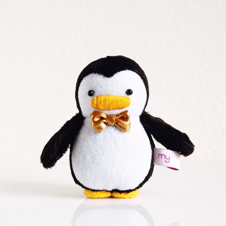 My Dear Darling Groom Penguin