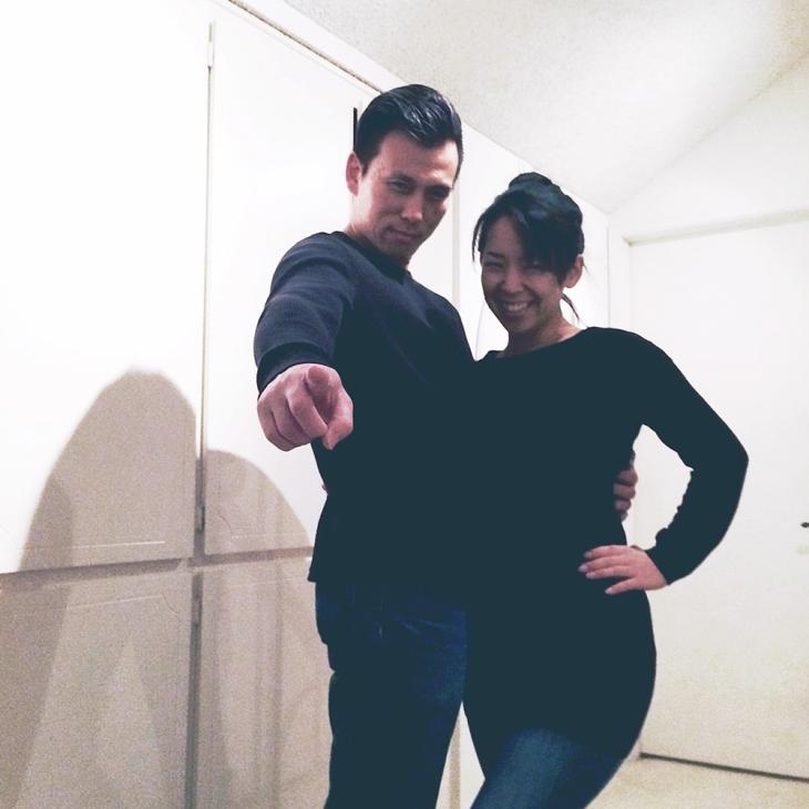 Brandon & Akiyo