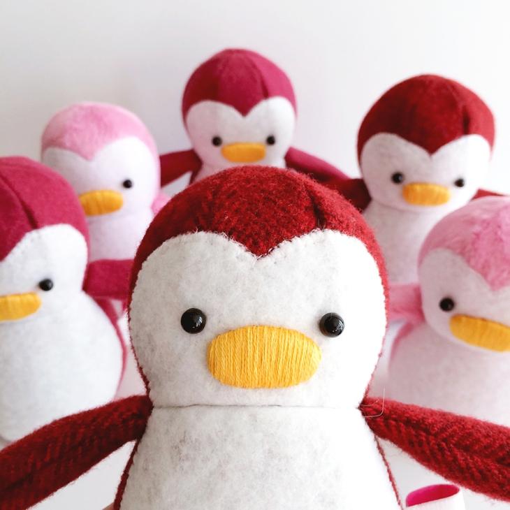My Dear Darling Mini Penguins