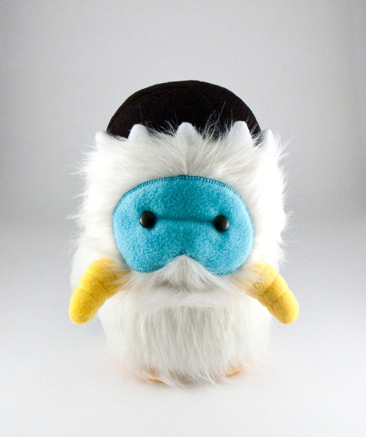 Niko As The Abominable Snowman