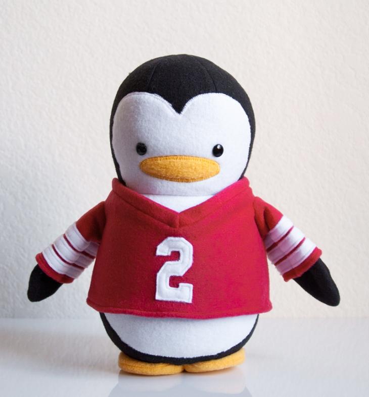 49er Fan Penguin