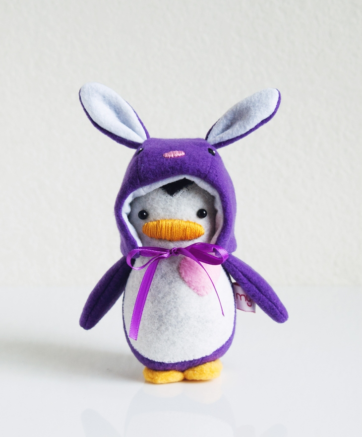 Mini Bunny Penguins