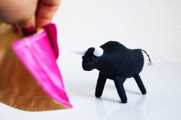 Bull Plush