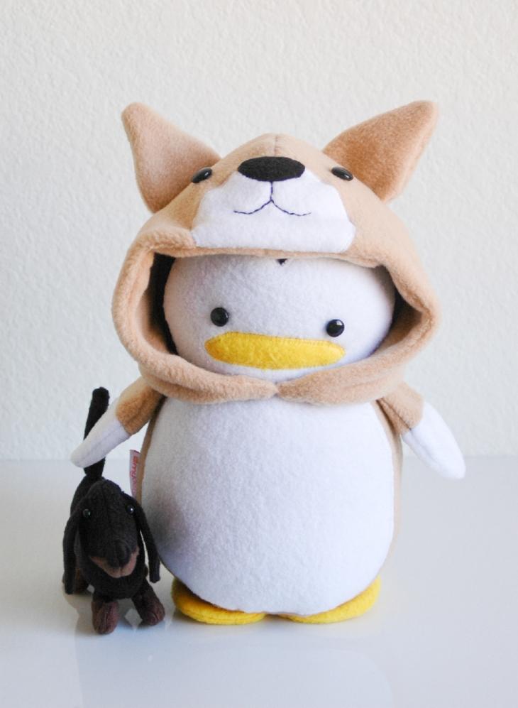 Penguin_CorgiWDachshund